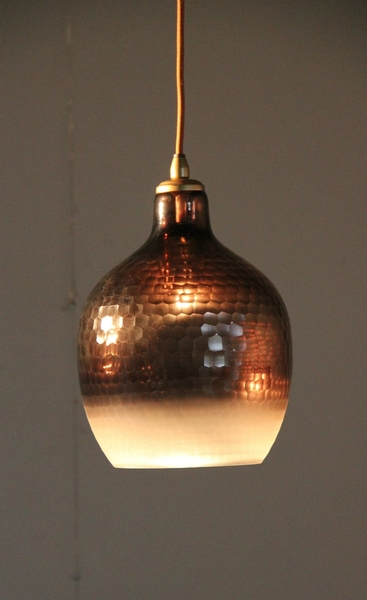 Lamp Hanging Round Ombre M