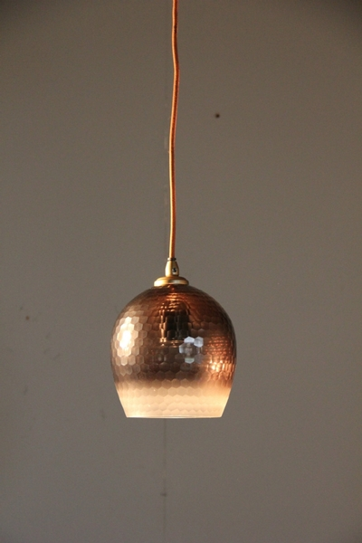 Lamp hanging round Ombre S
